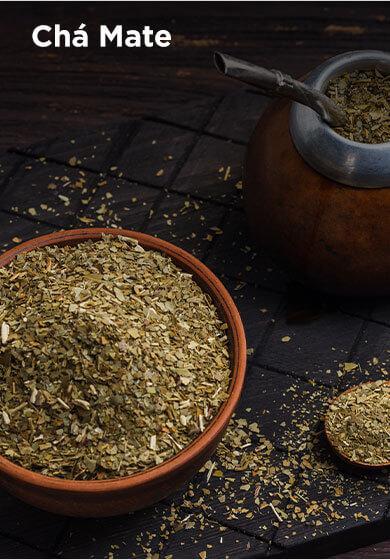 Ingrediente chá mate