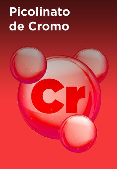 Ingrediente picolinato de cromo