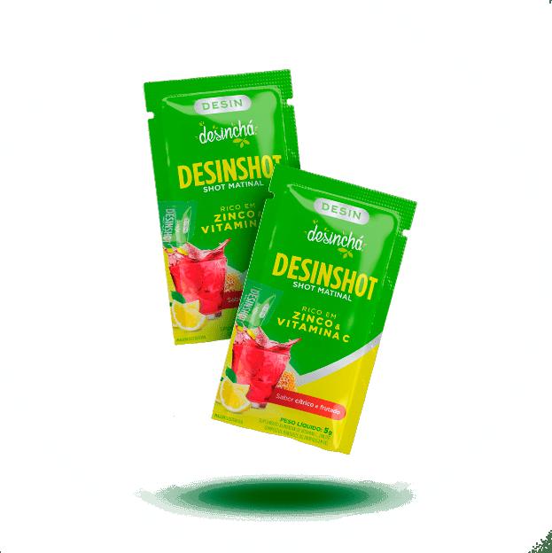 Desinshot - Zinco e Vitamina C